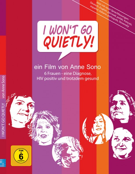 DVD I won´t go quietly