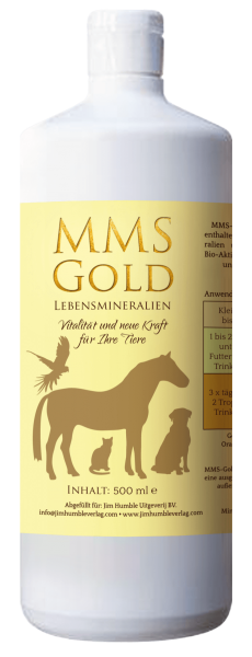 MMS-Gold 500ml
